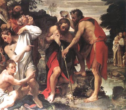 megker4_Annibale_Carracci_The_Baptism_of_Christ_San_Gregorio_Bologna