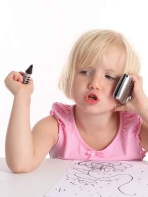 calling-girl