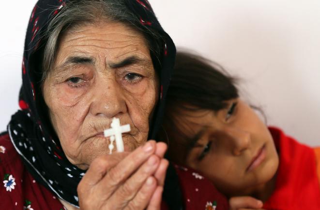 iraki keresztények