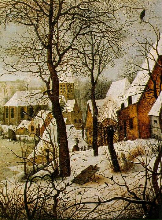 Pieter Bruegel téi táj