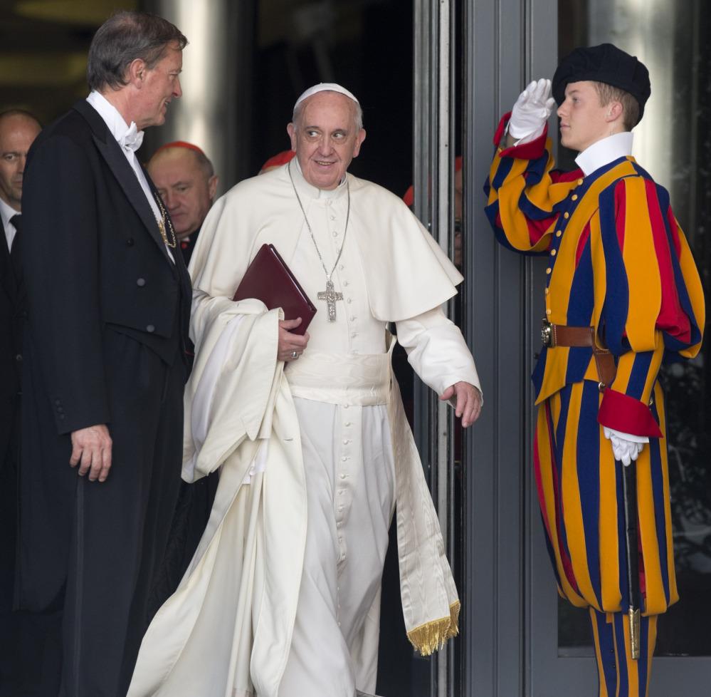 ferenc pápa szinódus