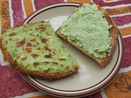avokados szendvicskrem