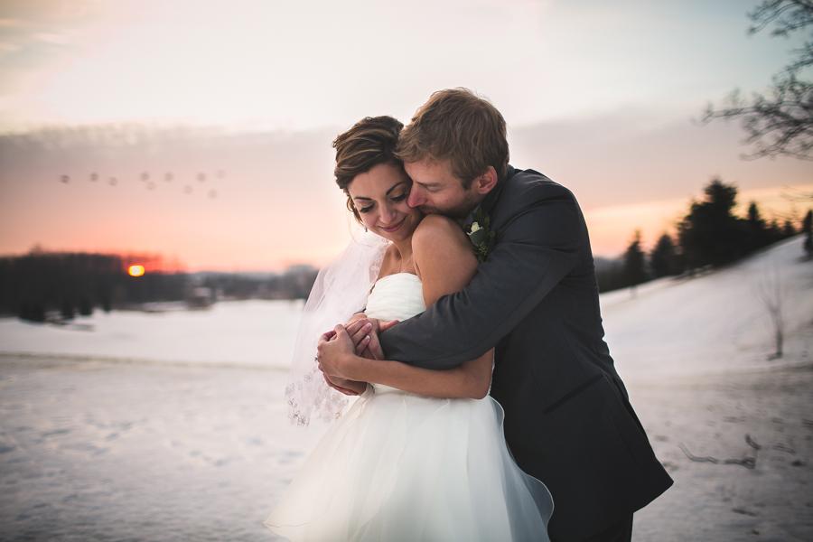téli esküvő kanada