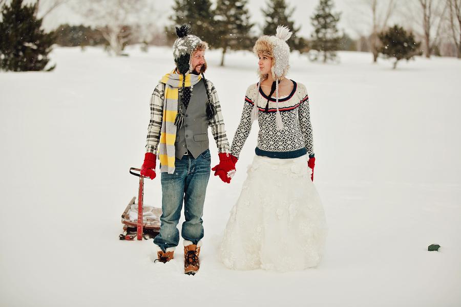 téli esküvő kanada2