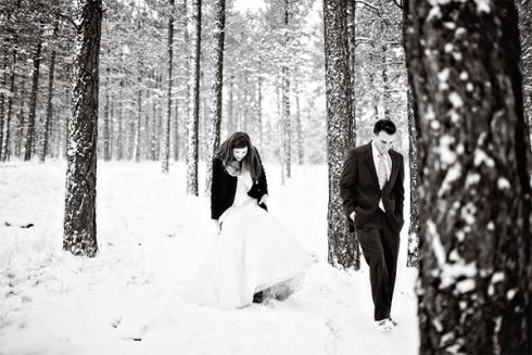 téli esküvő minnesota
