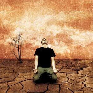 imádkozó férfi grafika