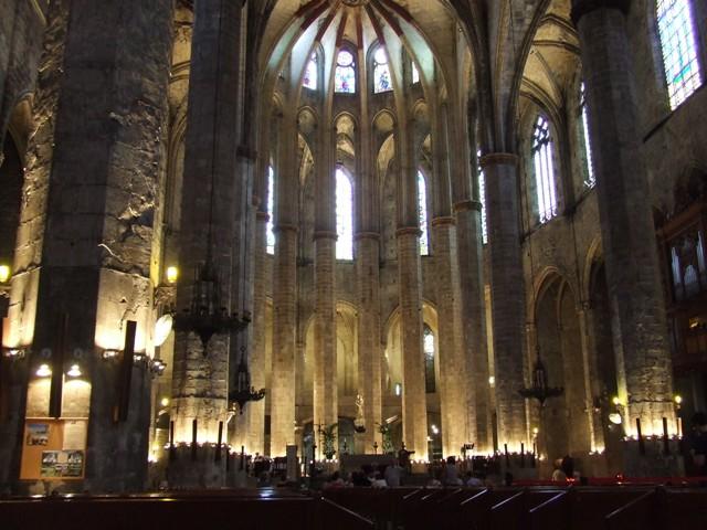 Barcelona StaMariadelMar