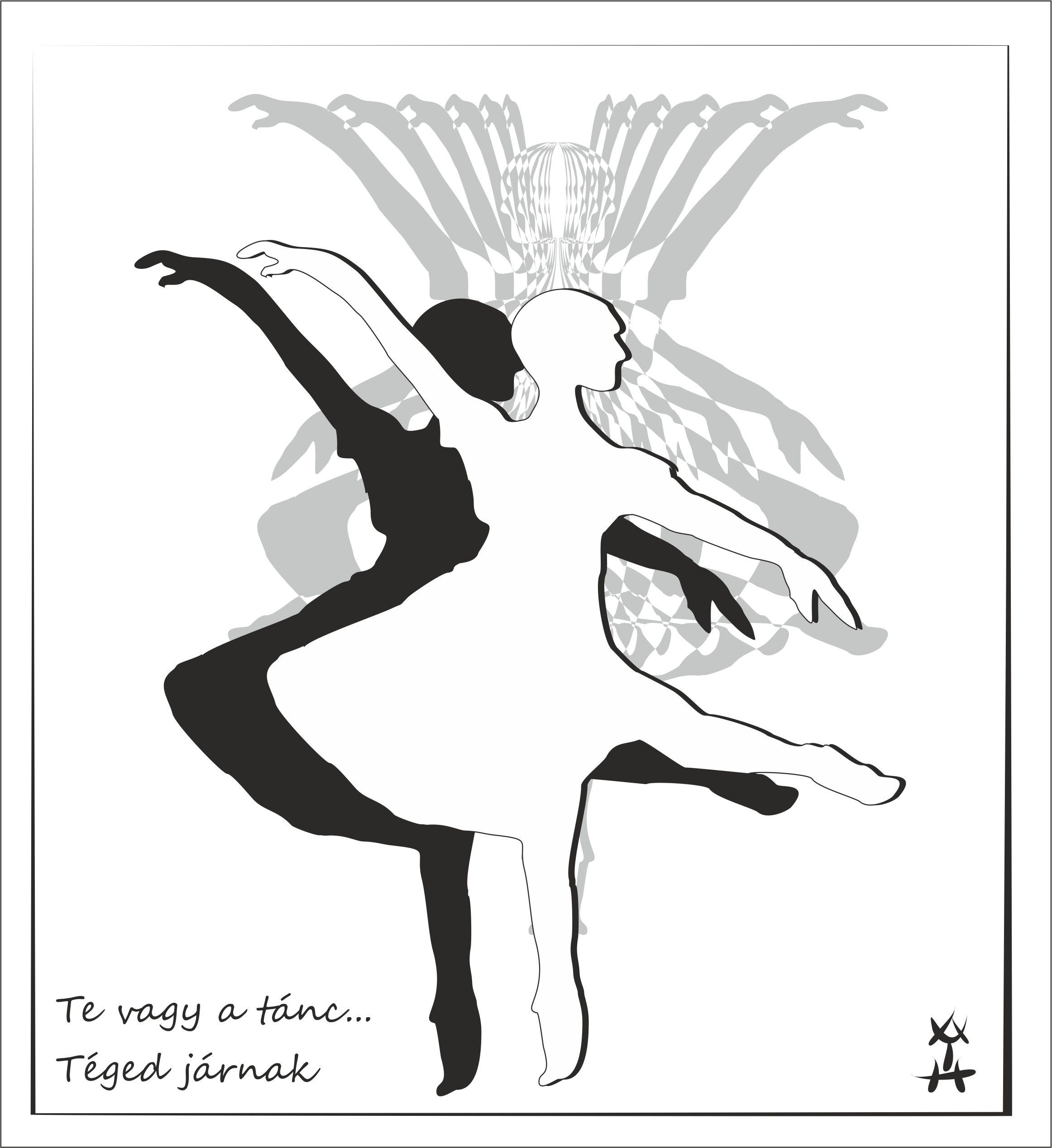 Te vagy a tanc