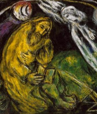 Chagall jeremias