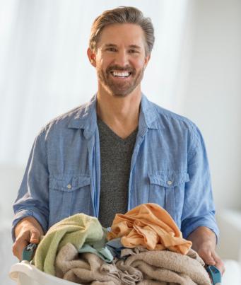 férfiak a háztartásban