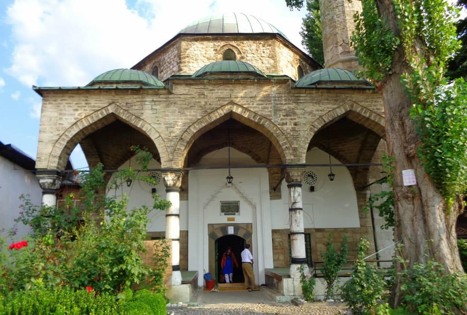 szarajevó mecset