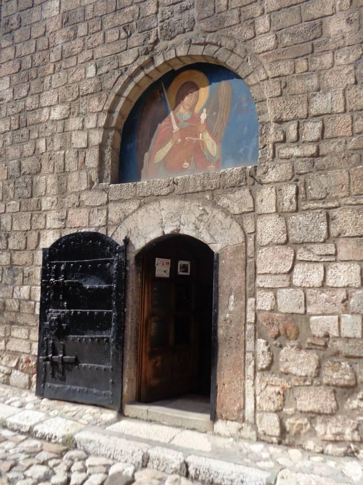 szarajevó ortodox templom
