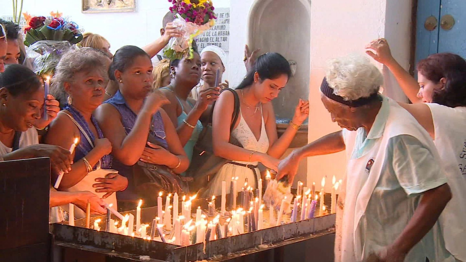 kubai nők