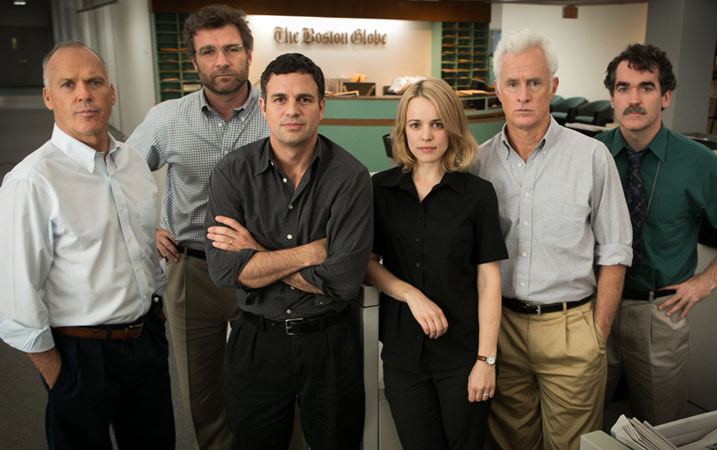 Spotlight-trailer