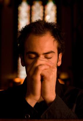 Silent-prayer