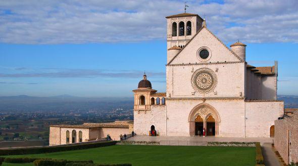 assisi-bazilika