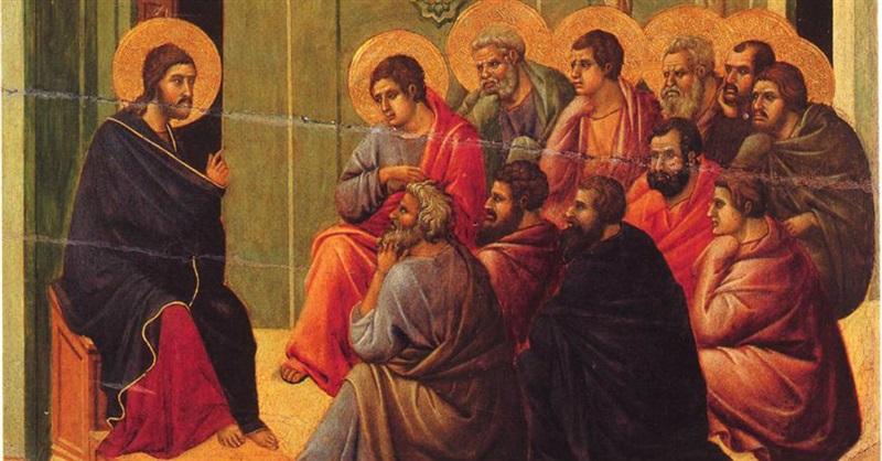 Jezus-apostolok